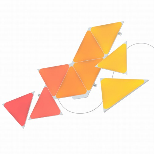 Nanoleaf Shapes Triangle Smarter Kit 9 paneli