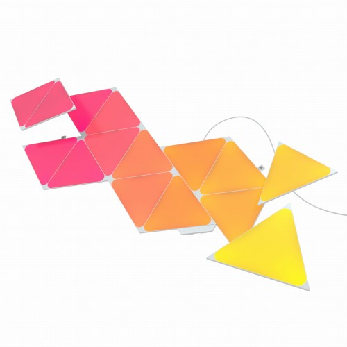 Nanoleaf Shapes Triangle Smarter Kit 15 paneli